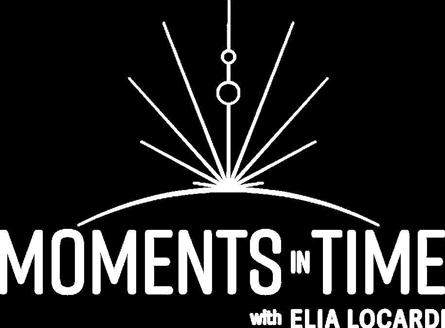 Elia Locardi Moments In Time Logo