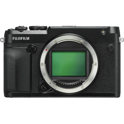 Fujifilm Gfx 50r Medium Format Mirrorless Rangefinder Camera