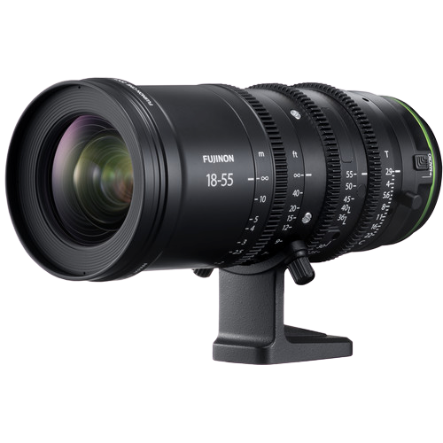 Fujifilm Fujinon Mkx 18 55mm Video Lens Removebg Preview