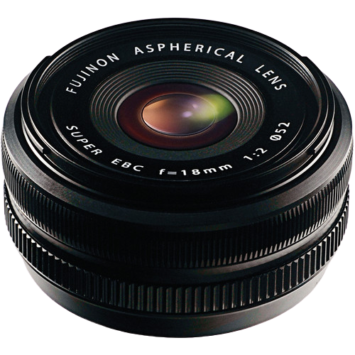 Fujifilm Xf 18mm F2 Lens Removebg Preview