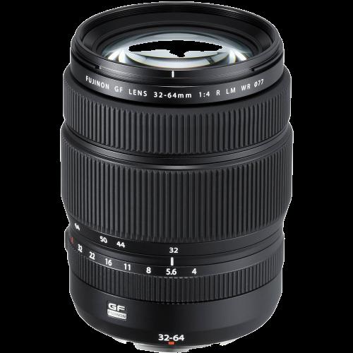 Fujifilm Gf 32 64mm F 4 R